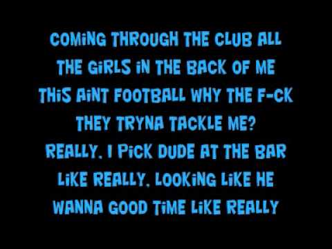 David Guetta - Where The Girls At feat. Nicki Minaj & Flo Rida (LYRICS!)