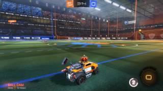 Rocket League - как я учился играть