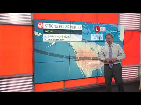 Winter Weather Prediction From AccuWeather's Paul Pastelok
