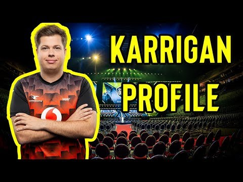 The nicest man in CSGO - Karrigan Profile