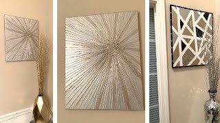 Zgallerie Inspired Diy || Wall Art || Decorate For Less