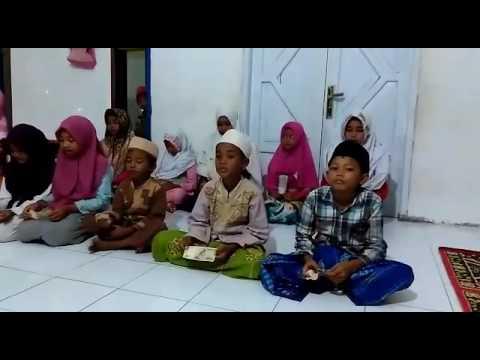 Shodaqoh produktif murid-murid TPQ masjid tuanku tunggang parangan sepinggan Balikpapan