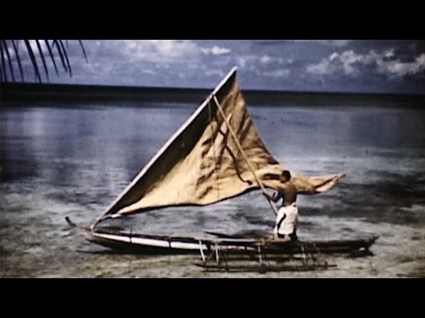 """The Polynesians of Kapingamarangi"" Reel 1"