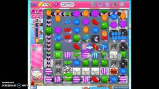 Candy Crush Level 561 help w/audio tips, hints, tricks