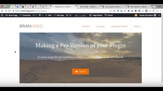 Show a MailChimp signup on link or button click in WordPress