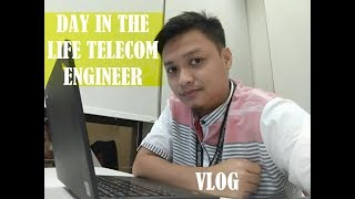 A Day In The life of A Telecom Engineer