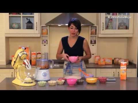 4ª Video Receta con Alma: Cookies de tarta de zanahoria rellenas de crema de queso