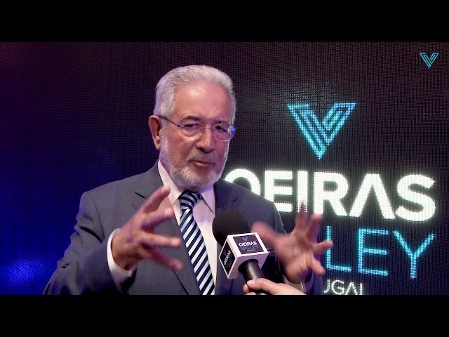 Oeiras Valley - Entrevista a Isaltino Morais, presidente da Câmara Municipal de Oeiras (Parte 3)