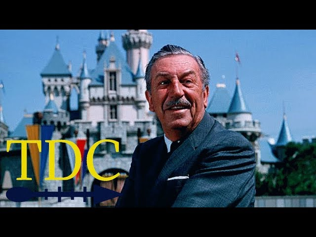 Walt Disney - The Man Behind The Myth (Documentary)