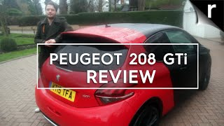 Peugeot 208 GTi review: Love to hate or hate to love?