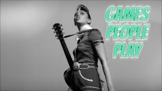 The Alan Parsons Project - Games People Play (ft. Miley Cyrus)
