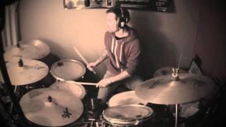 Bruno Mars - Young Wild Girls - Drum cover by Ryan Schurman
