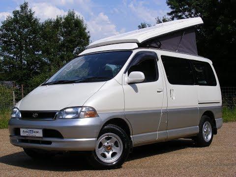 Toyota Granvia 3.0 TD Campervan For Sale In Tonbridge Kent
