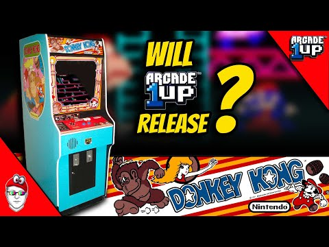 Hey Arcade1up - Go Charm Doug Bowser with a Donkey Kong Cab. Like Now! from Console Kits