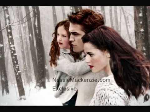 Edward, Bella, and Renesmee ♥ - YouTube  Edward, Bella, ...