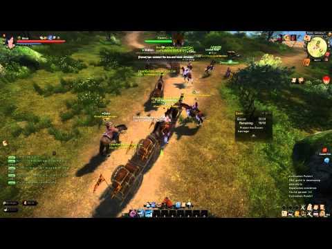 Einsof Guild Age Of Wushu Guild Escort Fun