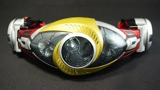 仮面ライダーアギト DX変身ベルト トリプルフラッシュ アジア版 Kamen Rider Agito Triple Flash DX Henshin belt Asia Edition