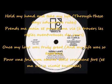 Debra Laws ft. Ronnie Laws - Very Special 1981 °*¨*