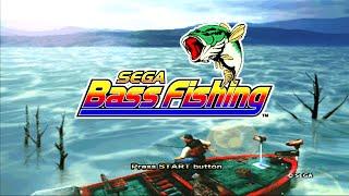 Sega Bass Fishing - Xbox 360 Live Arcade Gameplay - XBLA