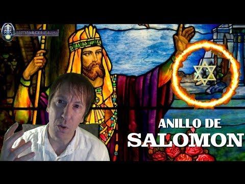 EL PODEROSO ANILLO DEL REY SALOMON PARA DOMINAR EL MUNDO