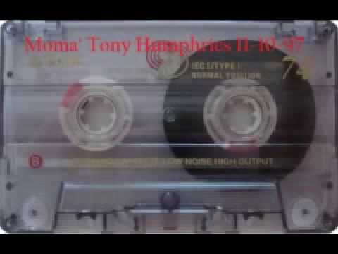Moma' Perugia  Tony Humphries  11 10 1997