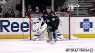 linus klasen shootout goal at ahl all stars competition 2011 hd