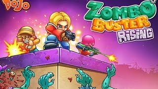 Zombo Buster Rising gameplay walkthrough (1-3)
