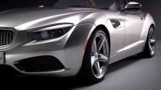 BMW Zagato Roadster 2013 Videos
