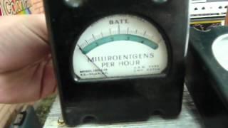 Navy Roentgen Meters