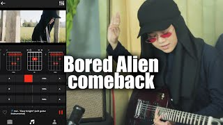 Bored Alien First Concert with Spark Amp Positive Grid