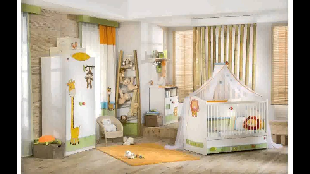 Decoracion de cuartos de bebes varones youtube for Como decorar un dormitorio de bebe