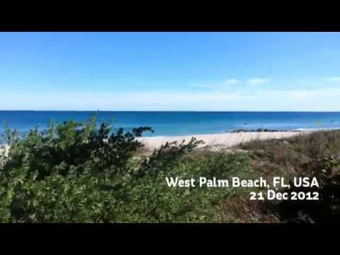A Quick Visit to West Palm Beach, FL, USA