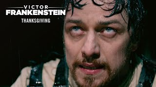 "Victor Frankenstein | ""Meet Your Makers"" TV Commercial [HD] 