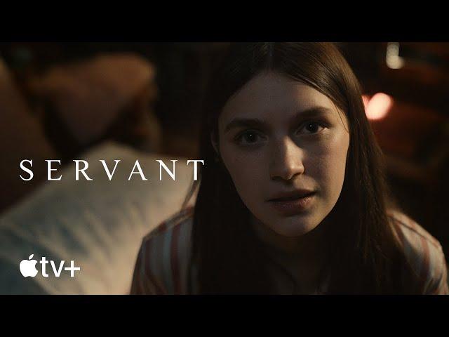 Servant - Season 2 Official Trailer | Apple TV+