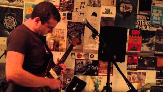 Cymbals Eat Guitars - Stupidity Tries (Elliott Smith Cover) Live at Origami Vinyl 3/02/2012