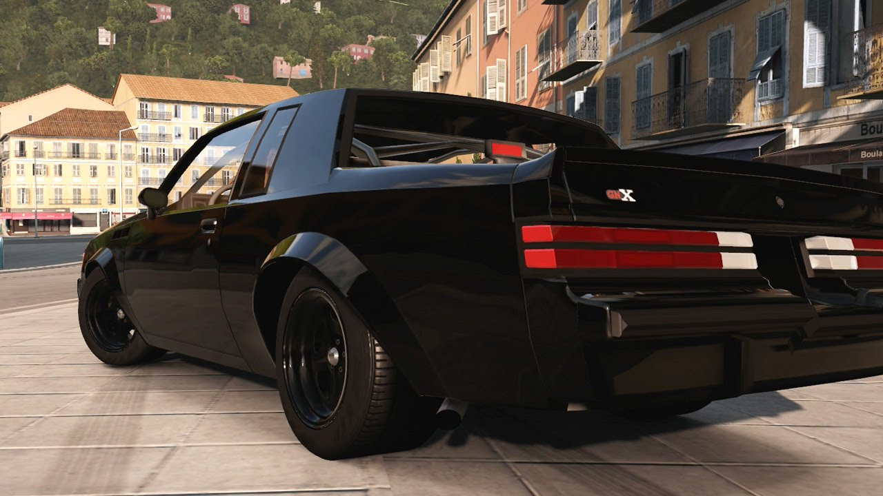 Forza Horizon 2 Fast & Furious Cars : DOM'S BUICK GRAND NATIONAL ...