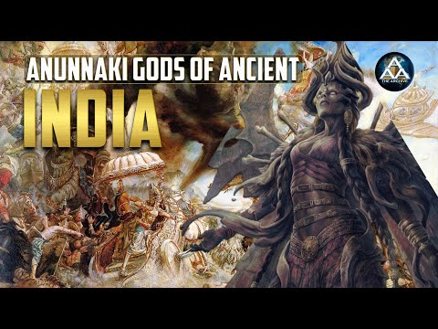 Anunnaki Hindu Gods