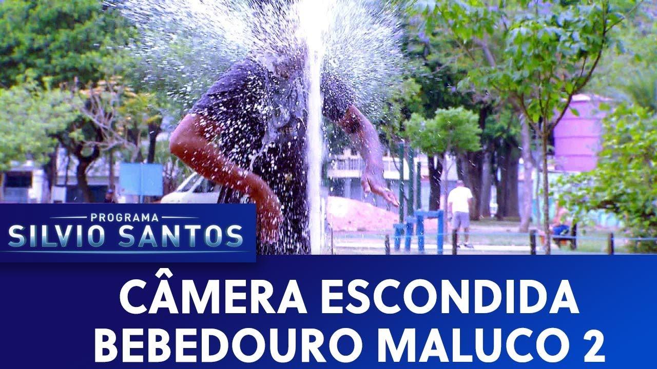 Bebedouro Maluco 2 - Fake Milk Fountain Prank  | Câmeras Escondidas (10/11/19)