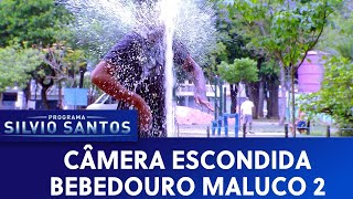 Bebedouro Maluco 2 - Fake Milk Fountain Prank  | Câmeras Escondidas (10/11/19)
