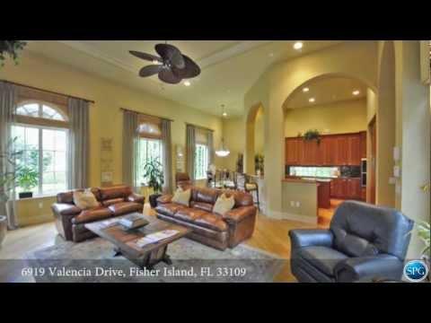 6919 Valencia Drive, Fisher Island, FL 33109