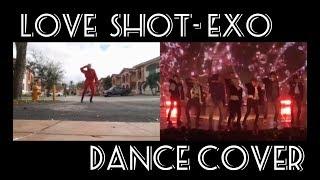 [E DANCE] EXO - Love Shot dance cover