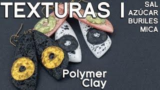 Texturas I: sal, azúcar, buriles, backfilling y más – Tutorial [Sub] | Ana Belchí