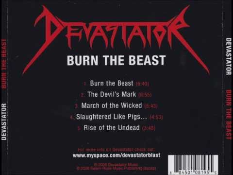 Devastator - Rise Of The Undead