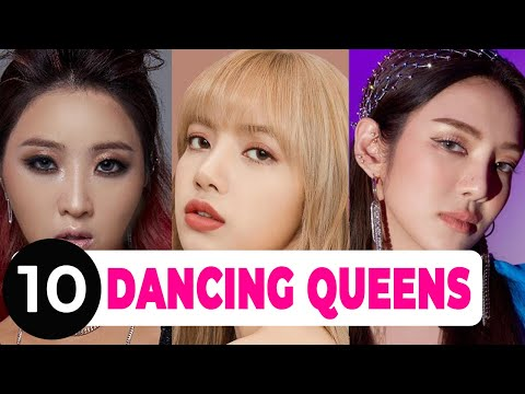 [TOP 10] KPOP DANCING QUEENS