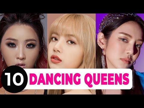 [TOP 10] KPOP DANCING QUEENS (All Kpop Official list)