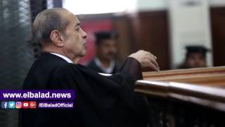 فريد الديب: 'المركزى للمحاسبات' لم يرسل أى ملاحظات مالية لحبيب العادلي.. فيديو