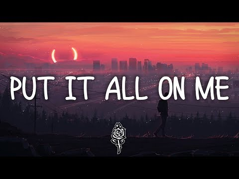 Ed Sheeran & Ella Mai - Put It All On Me (Lyrics)