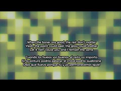 The bones - Maren Morris Ft Hozier Lyrics (Ingles, Español)