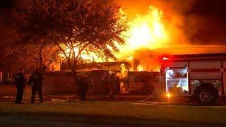 Crosstimbers House Fire