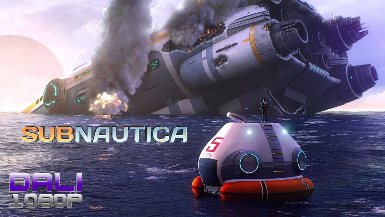 subnautica pc gameplay 60fps 1080p youtube. Black Bedroom Furniture Sets. Home Design Ideas